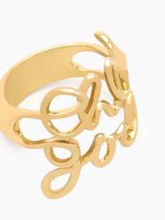 Chloé Girls ring