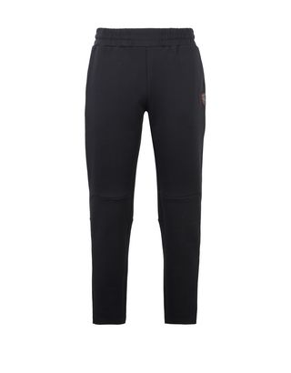 Scuderia Ferrari Online Store - Men's sports trousers in scuba fabric - Joggers