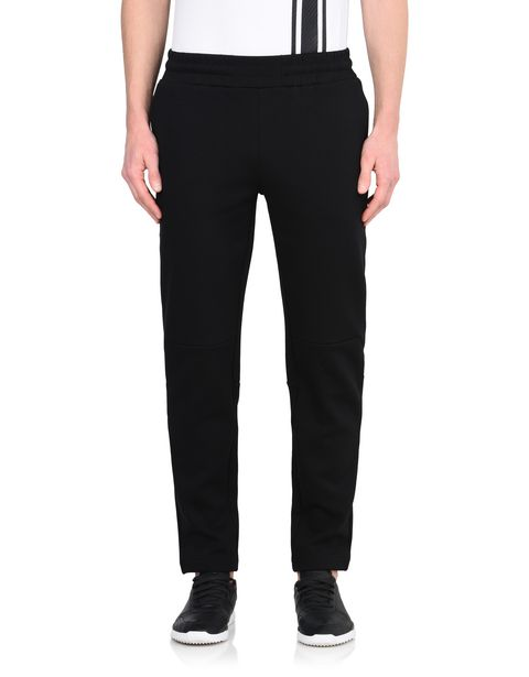 Men's sports trousers in scuba fabric