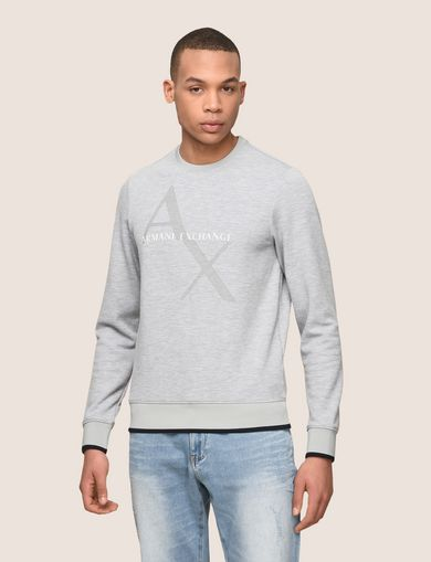 ARMANI EXCHANGE Fleece Top Man F