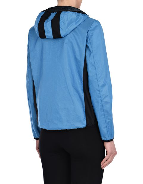 Women's hooded jacket with Shield on the breast