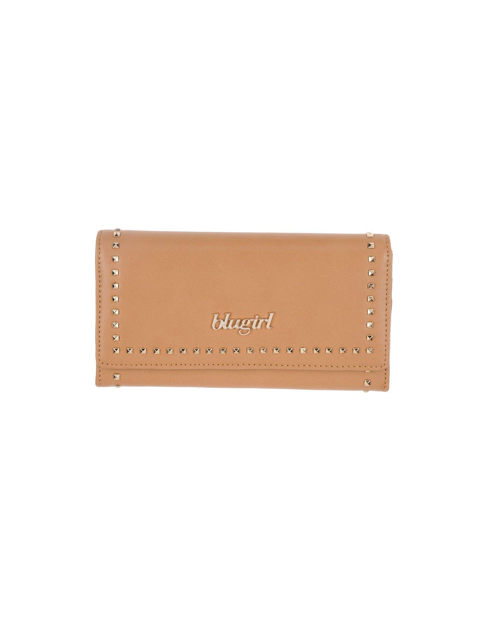 BLUGIRL BLUMARINE Бумажник цены онлайн