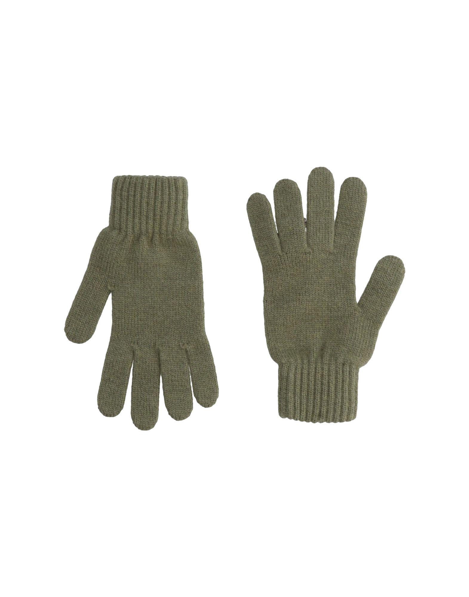 REGINA Gloves in Military Green