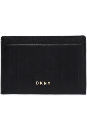 DKNY Leather cardholder