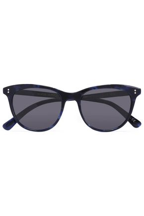 OLIVER PEOPLES Cat-eye tortoiseshell acetate sunglasses