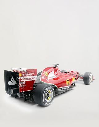 Scuderia Ferrari Online Store - Ferrari F14 T Alonso 1:8 scale model - Car Models 1_1.8