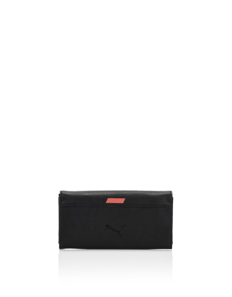 Scuderia Ferrari Online Store - Ferrari Shield wallet - Horizontal with coin Wallets