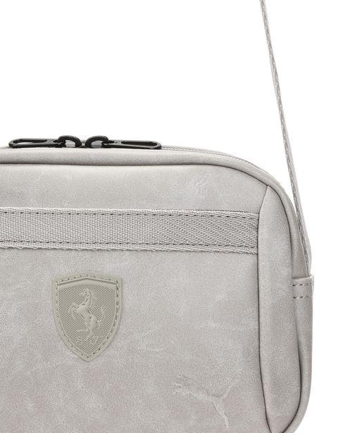 Scuderia Ferrari Online Store - Piccola borsa con tracolla - Borse a Secchiello
