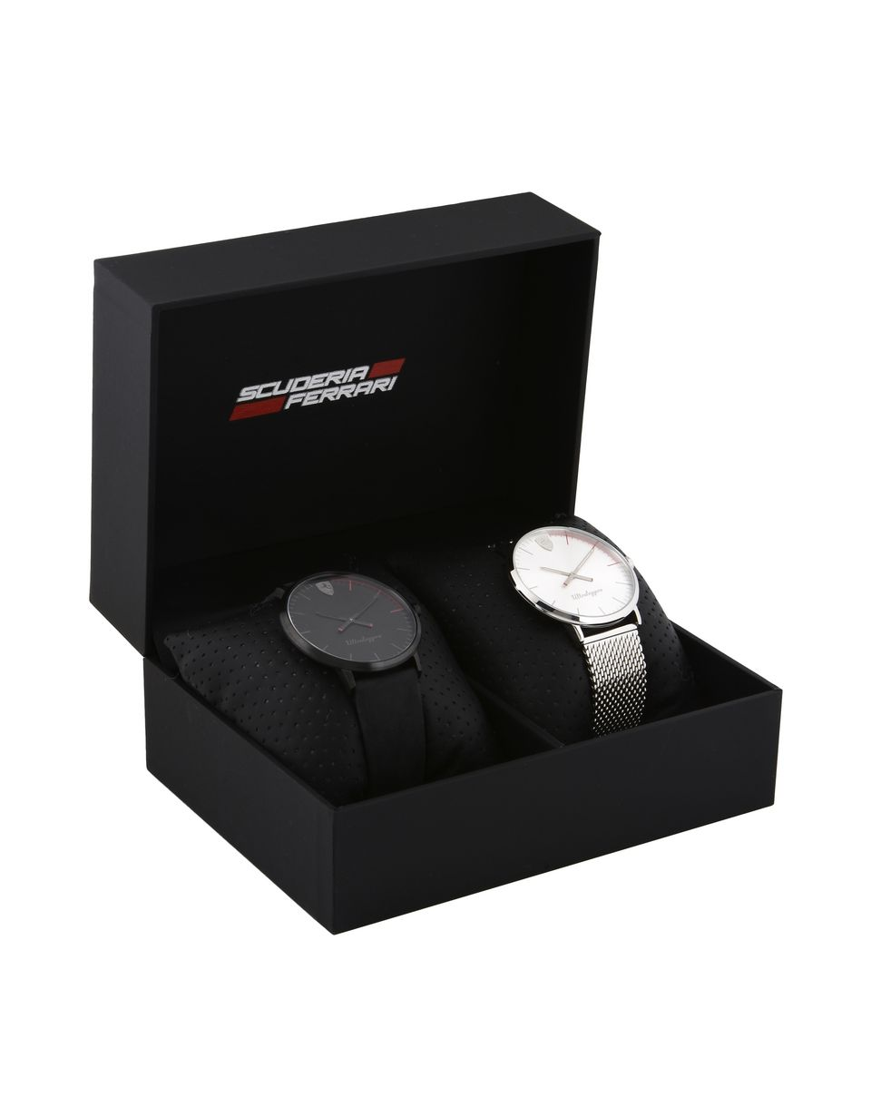 Scuderia Ferrari Online Store - Set of 2 Ultraleggero watches - Quartz Watches