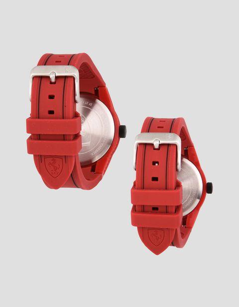 Scuderia Ferrari Online Store - Set con 2 orologi RedRev - Orologi al Quarzo