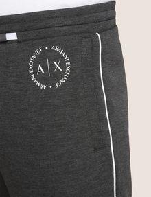 ARMANI EXCHANGE Fleece Trouser Man b
