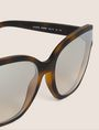 ARMANI EXCHANGE MOD TORTOISE CAT-EYE SUNGLASSES Sunglass Woman e