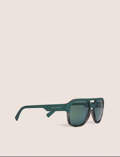 Мужские солнцезащитные очки Armani Exchange   Бутик A X 5533f0c8925