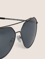 ARMANI EXCHANGE MIRRORED GEO AVIATOR SUNGLASSES Sunglass Man e