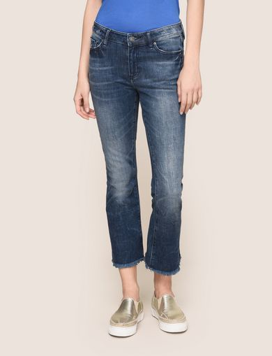 ARMANI EXCHANGE Relaxed Fit Denim Damen F
