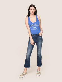 ARMANI EXCHANGE Denim relaxed fit Mujer d