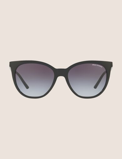 BLACK WINGED SUNGLASSES