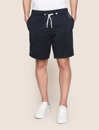CIRCLE LOGO SWEATSHORTS