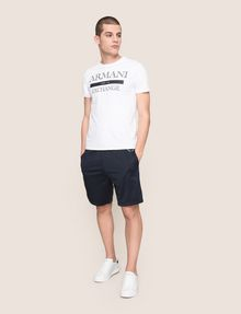 ARMANI EXCHANGE Fleece-Shorts Herren d