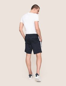 ARMANI EXCHANGE Fleece-Shorts Herren e