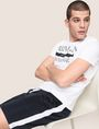 ARMANI EXCHANGE Fleece-Shorts Herren a