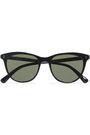 OLIVER PEOPLES Cat-eye tortoiseshell acetate sunglasses