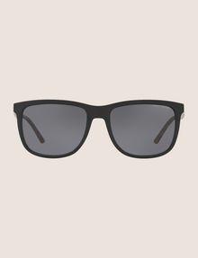 ARMANI EXCHANGE BLACK BICOLOR CLASSIC SUNGLASSES Sunglass Man f