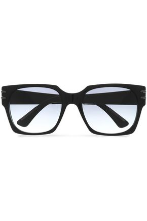 ROLAND MOURET Square-frame acetate sunglasses