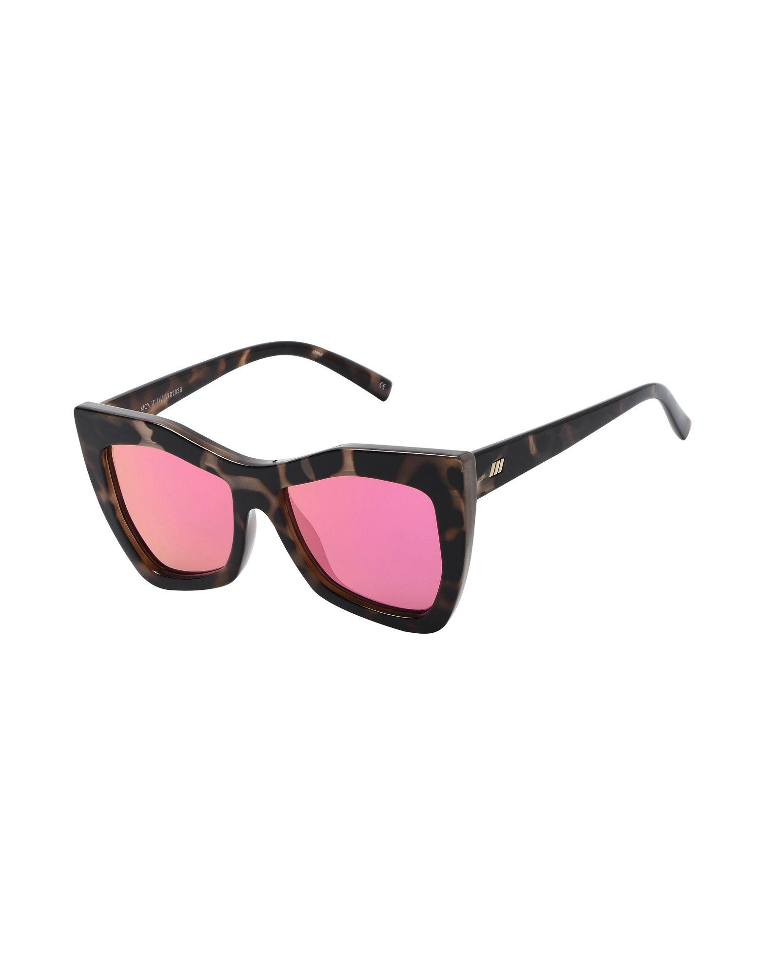 LE SPECS Солнечные очки солцезащитные очки
