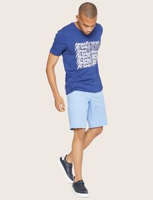 ARMANI EXCHANGE CLASSIC CHINO SHORTS Shorts Man a