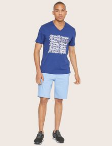 ARMANI EXCHANGE CLASSIC CHINO SHORTS Shorts Man d