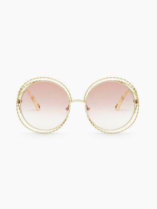 Carlina Twist sunglasses