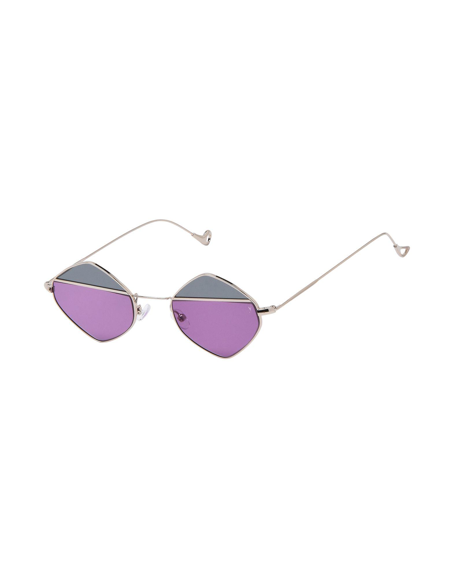 EYEPETIZER Солнечные очки бусы из янтаря солнечные дни