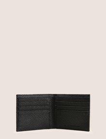 ARMANI EXCHANGE CAMO MOTIF TEXTURED BILLFOLD Small leather good Man r
