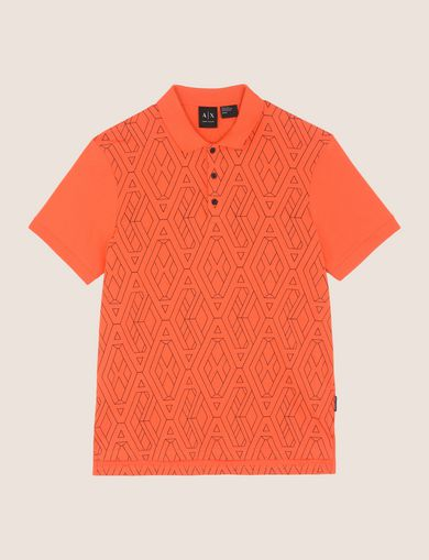 GEOMETRIC LOGO POLO