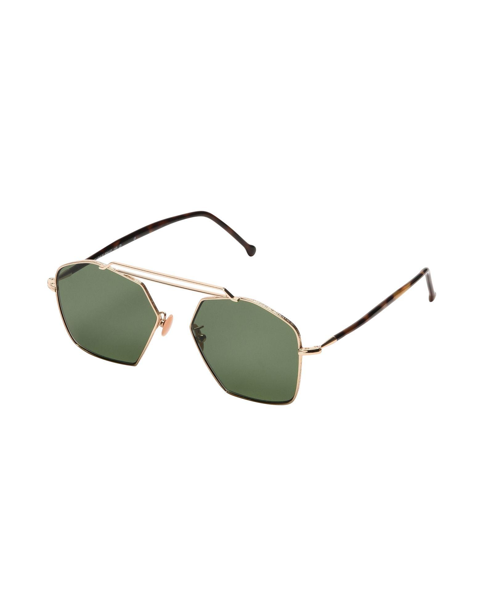 KYME Солнечные очки бусы из янтаря солнечные дни