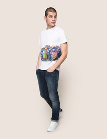 ARMANI EXCHANGE T-Shirt ohne Logo [*** pickupInStoreShippingNotGuaranteed_info ***] d