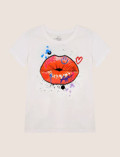 WOMENS STREET ART SERIES LOX TEE