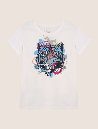 WOMENS STREET ART SERIES ALEX LEHOURS TEE