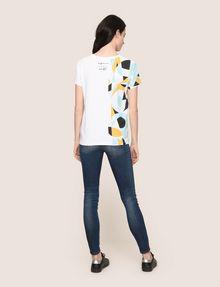 ARMANI EXCHANGE T-Shirt ohne Logo Damen e