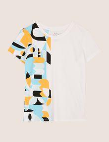ARMANI EXCHANGE Camiseta sin logotipo Mujer r