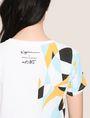 ARMANI EXCHANGE Camiseta sin logotipo Mujer b
