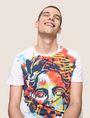 ARMANI EXCHANGE STREET ART SERIES ALEX LEHOURS CREWNECK TEE Non-logo Tee Man a
