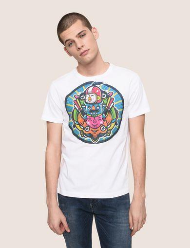 ARMANI EXCHANGE Camiseta sin logotipo Hombre F