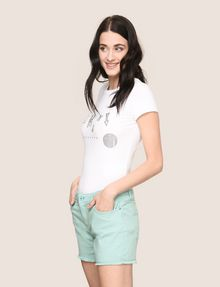 ARMANI EXCHANGE Denim Short Woman a