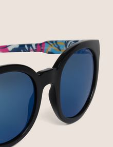 ARMANI EXCHANGE STREET ART SERIES ALEX LEHOURS ROUND SUNGLASSES Sunglass [*** pickupInStoreShipping_info ***] e