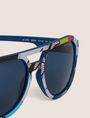 ARMANI EXCHANGE STREET ART SERIES VALENTINA BROSTEAN AVIATOR Sunglass Man e