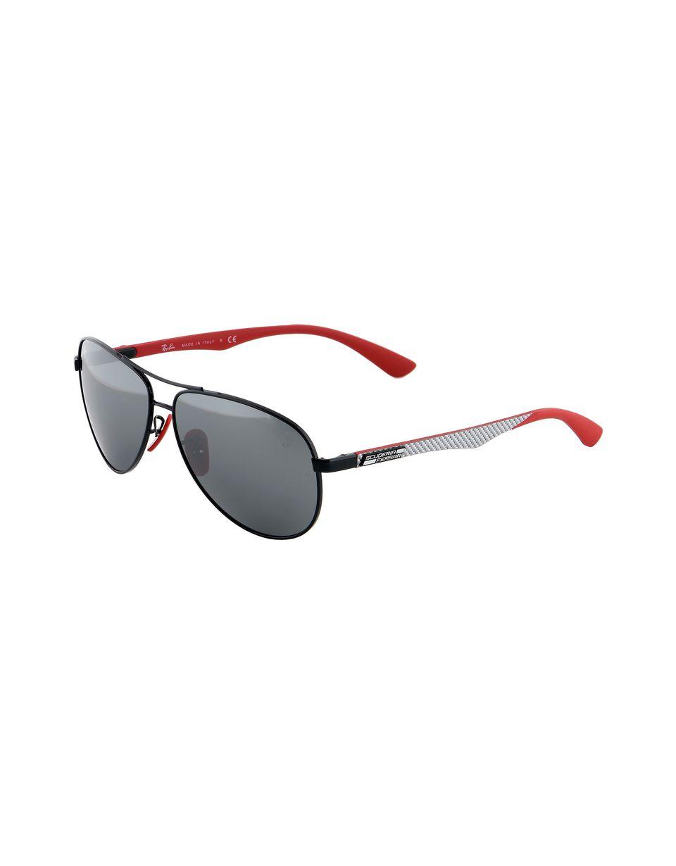 Scuderia Ferrari Online Store - Lunettes de soleil Ray-Ban for Scuderia  Ferrari Aviator en ... 8da297473531