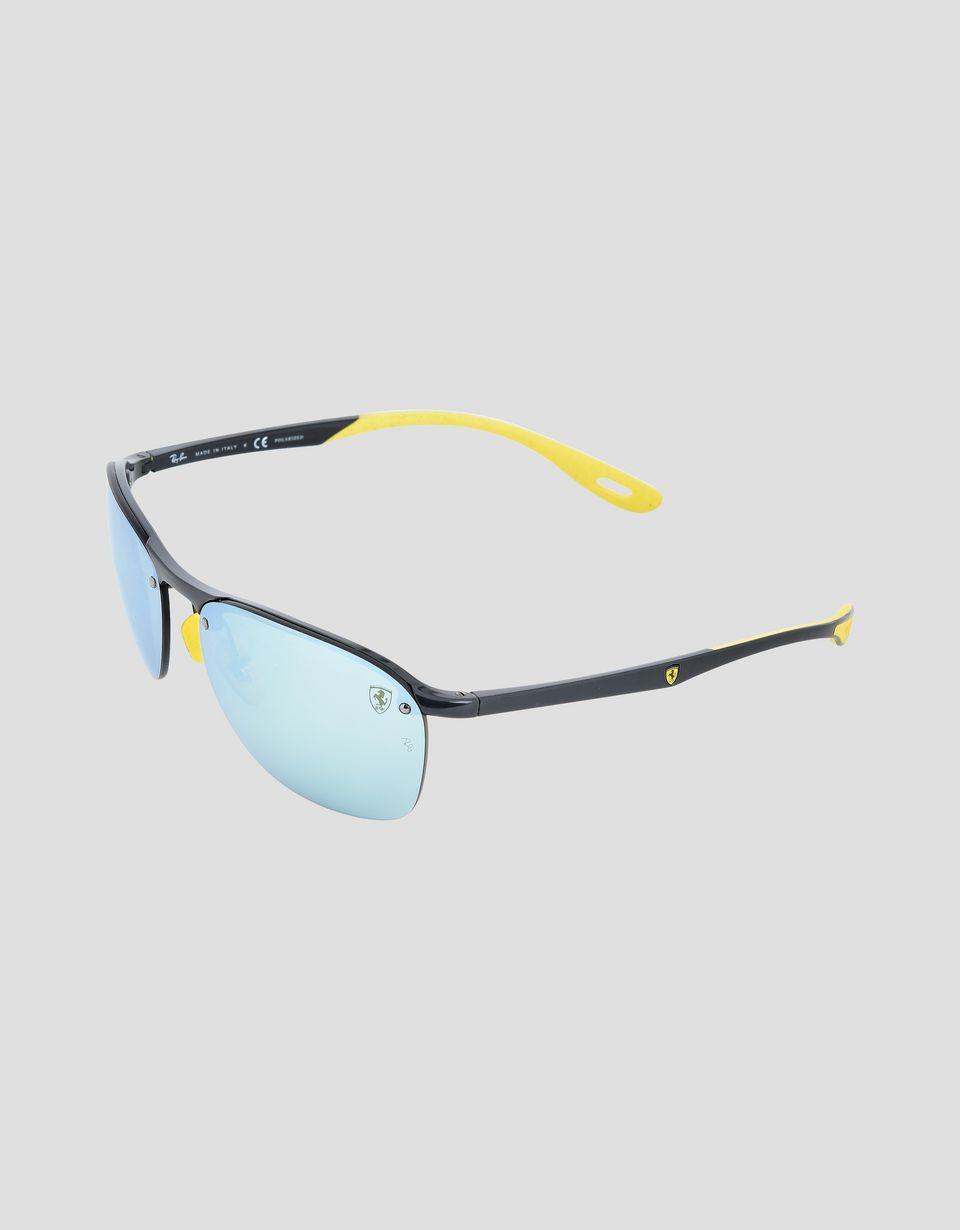 Scuderia Ferrari Online Store - RB4302M 雷朋法拉利车队眼镜 - 太阳镜