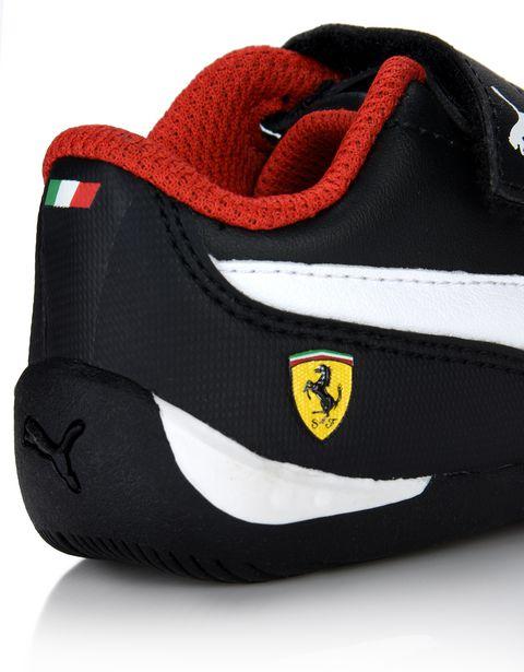 Scuderia Ferrari Online Store - Baby Scuderia Ferrari Drift Cat 7 sneakers - Active Sport Shoes